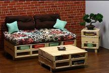 ♥ Muebles / Inspiración para hacer muebles o comprarlos.