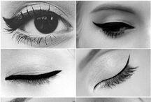 Makeup, makeup, makeup ;-)