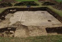 Butleigh Excavations 2013 / Roman Villa Somerset 2013 Research Excavation