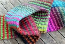 Home made knitting