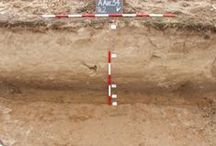 Burial Archaeology on the Channel Islands / Recent excavations have revealed the depth of Roman - Medieval Archaeology in some areas of the Jersey