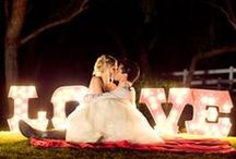 Wedding Photos / Great ideas & inspiration for wedding photos - before, during & after