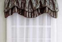 Curtains and rods / by Judy Starasinic