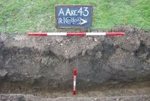 Dyrham Park South Gloucestershire / Absolute Archaeology regularly carry out archaeological monitoring in conjunction with groundwork at Dyrham Park