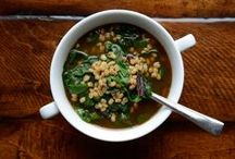 Soups - Hot and Cold