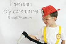 DIY Halloween Costumes / Be inspired to create your own Halloween Costumes! Here are some great, budget-friendly and creative ideas.