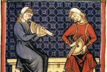 MEDIEVAL / Spain - 1 / In European history, the Middle Ages, or Medieval period, lasted from the 5th to the 15th century. It began with the collapse of the Western Roman Empire and merged into the Renaissance and the Age of Discovery.