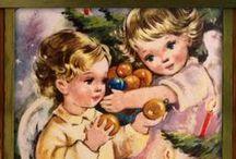 CHRISTMAS DECORATIONS / Beautiful season