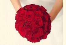 Bouquet de mariée / #mariage #fleurs #bouquet