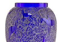 REFLECTIONS LALIQUE / Lalique de Lalique.  Crystal  lights.