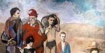 Art from Spain / El arte antiguo y comtemporáneo de artistas españoles
