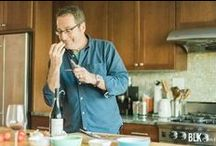 INSPIRELLE's Man in the Kitchen / Each month, Ken Carlton shares his ruminations on married life and kids, plus recipes with INSPIRELLE readers!