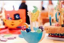 Brinquedos / Referências sobre brinquedos feitos à mão