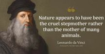 Nature Quotes / Quotes on nature by famous and wise individuals.