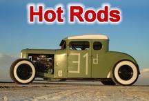 Hot Rods / by Frankie Velez