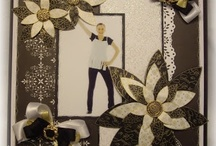Scrapbook Layouts /12 x 12 pages by Cheryl