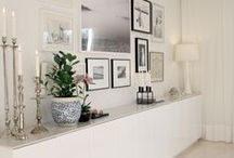 ❥ Home and decoration / Find here inspiration about all the things related to home decoration: plants, shelves, furniture, colors, storage and organization, etc.