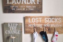 Laundry Room / by Erin McCreary