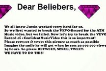 {Justin bieber forever a BELIEBER } / This board is about justin bieber and us beliebers