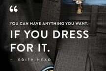 Quotes / Mens fashion and funny quotes