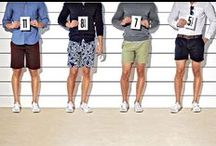 Shorts / Want shorts that fit? At Grover's we carry exclusively big and tall men's apparel, so go ahead, pick a pair of shorts and show off those long legs