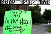 Garage Sale / by Erin McCreary