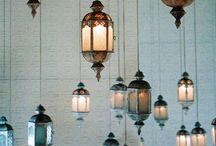 Luzes do Mundo / Iluminação com muita criatividade.