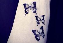 Delicate & Elegant Tattoos