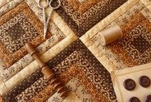 Patchwork - deky, návody / patchwork, handwork