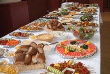 BUFFET / buffet en la pagina que puedes encontrar recetas para fiestas reuniones almuerzos cenas ect..... es como tu elijas contactanos en facebook como Buffet y dale un megusta seria de mucha ayuda :)