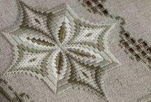 Needlework - Vyšívání /