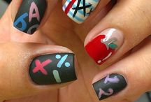 Nail art / Nail designs Inspiring me for next season on #theview and in real life.  / by Raven Symone