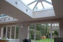 P&P Glass Ltd - Lantern and Roof Lights / Some P&P Glass Ltd Lantern and Roof Light projects we've completed for our customers within the Surrey/Sussex and SW area. Contact us enquiries@ppglass.co.uk or www.ppglass.co.uk