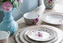 ❥ Beautiful tableware / Creative and different tableware ideas