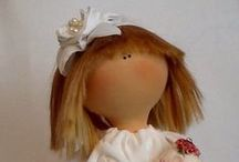 Dolls - Panenky s kulatou hlavou