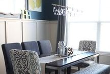 ❥ DINING ROOM decor ideas / Find here inspiration about all the things related to the dining room: decoration, tableware, furniture, etc.