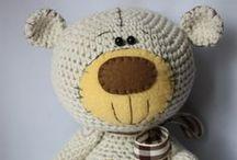 Amigurumi Crochet - Háčkované hračky