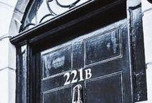 tv: 221B. / BBC sherlock | it's not the fall that kills you, it's the landing.