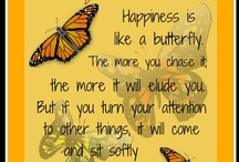 Happiness Quotes / by botl quotes