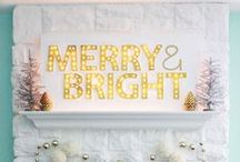 CHRISTMAS / CHRISTMAS DECORATIONS AND IDEAS, CHRISTMAS IN JULY