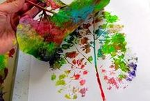 d i y & c r a f t s - c h i l d r e n / Ideas for different types or arts and crafts you can do with your children!