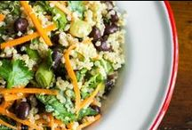 Yummy and healthy / Look for recipes before grocery shopping!