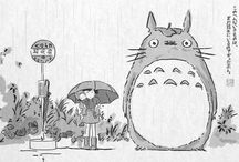 Totoro / My first