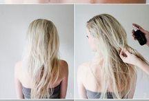 Hair / Hair, hair and hair