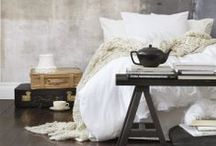b e d r o o m  / different styles and ideas for beautiful bedrooms!