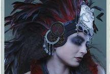 Masks & Headdress