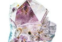 c r y s t a l s / i love the healing energy of crystals and gems!