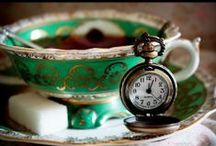 t e a & c o f f e e / tea and coffee idea, info and recipes