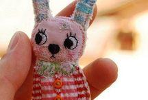 ちくちく! sewn by hand / hand stitch