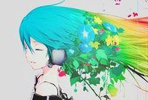 Vocaloid &Touhou / ...UTAU, Touhou...